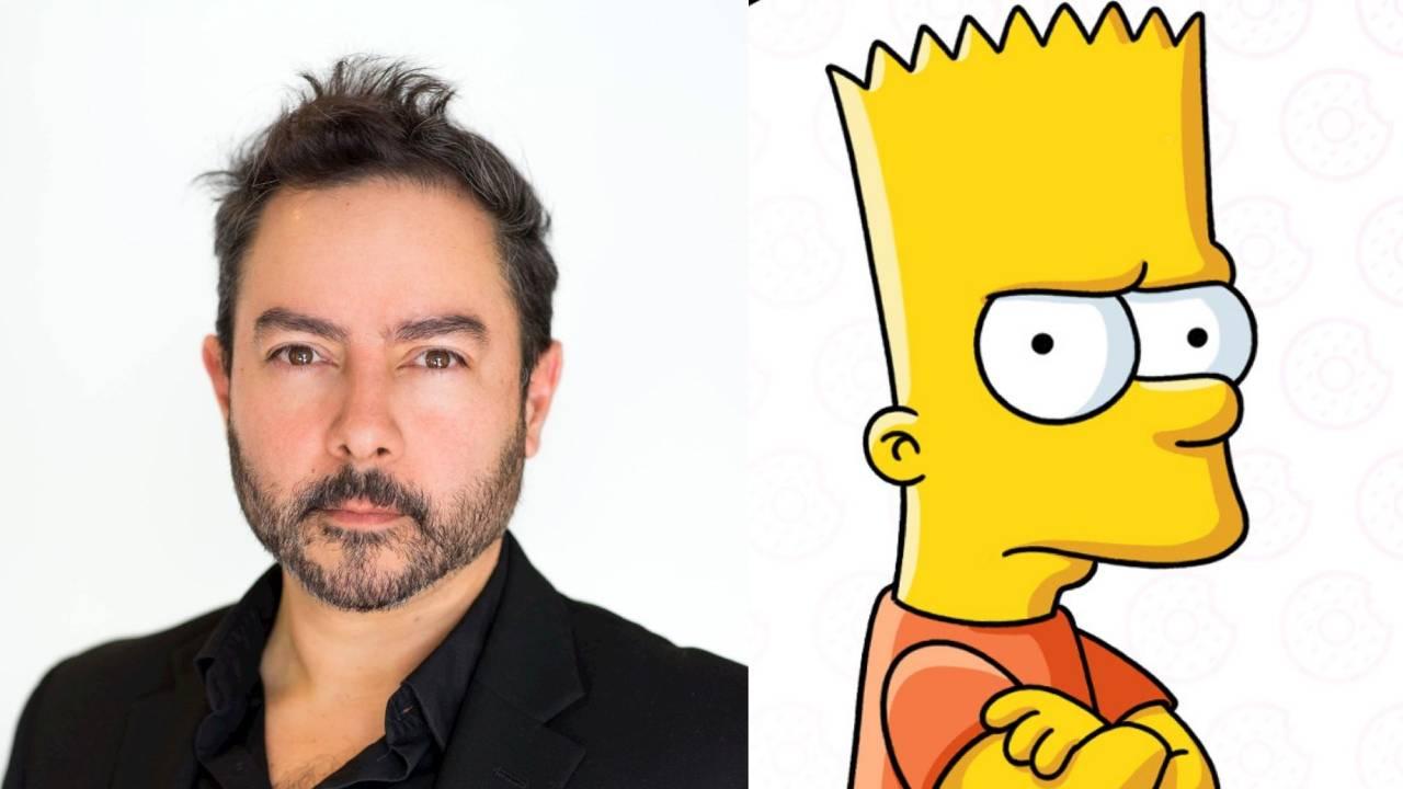 Jaime Aymerich será la voz latina de Bart Simpson