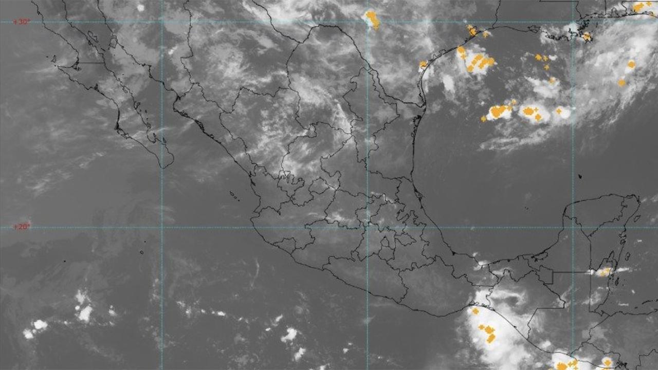 La onda tropical dejará lluvia en varios estados
