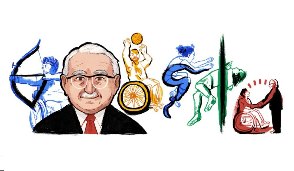 ¿Quién fue Ludwig Guttmann y por qué Google le dedica un doodle?