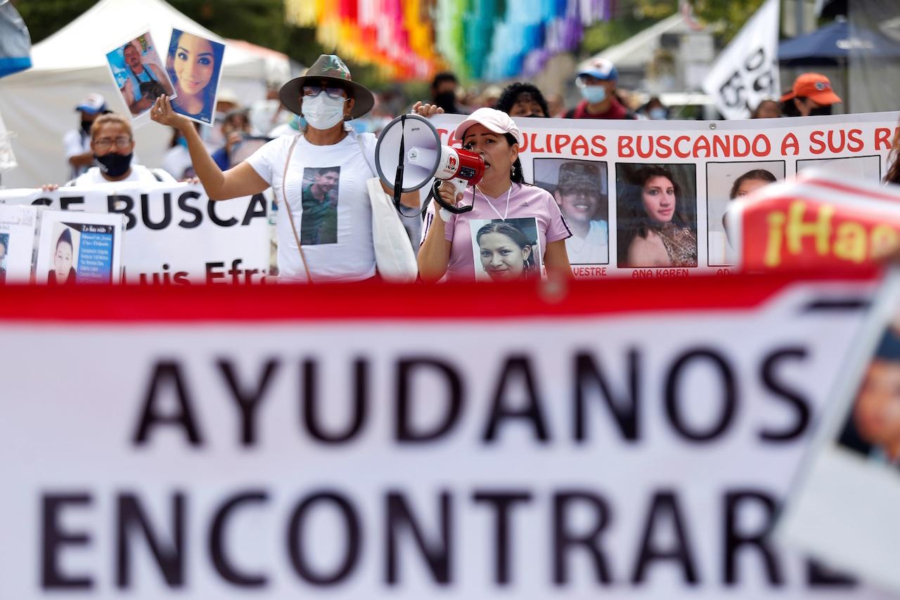 Menores desaparecidos en México