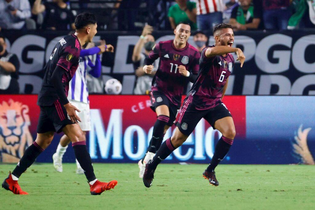 Copa Oro. México golea a Honduras y avanza a la semifinal