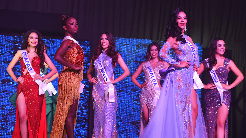 Certámenes de belleza Miss México
