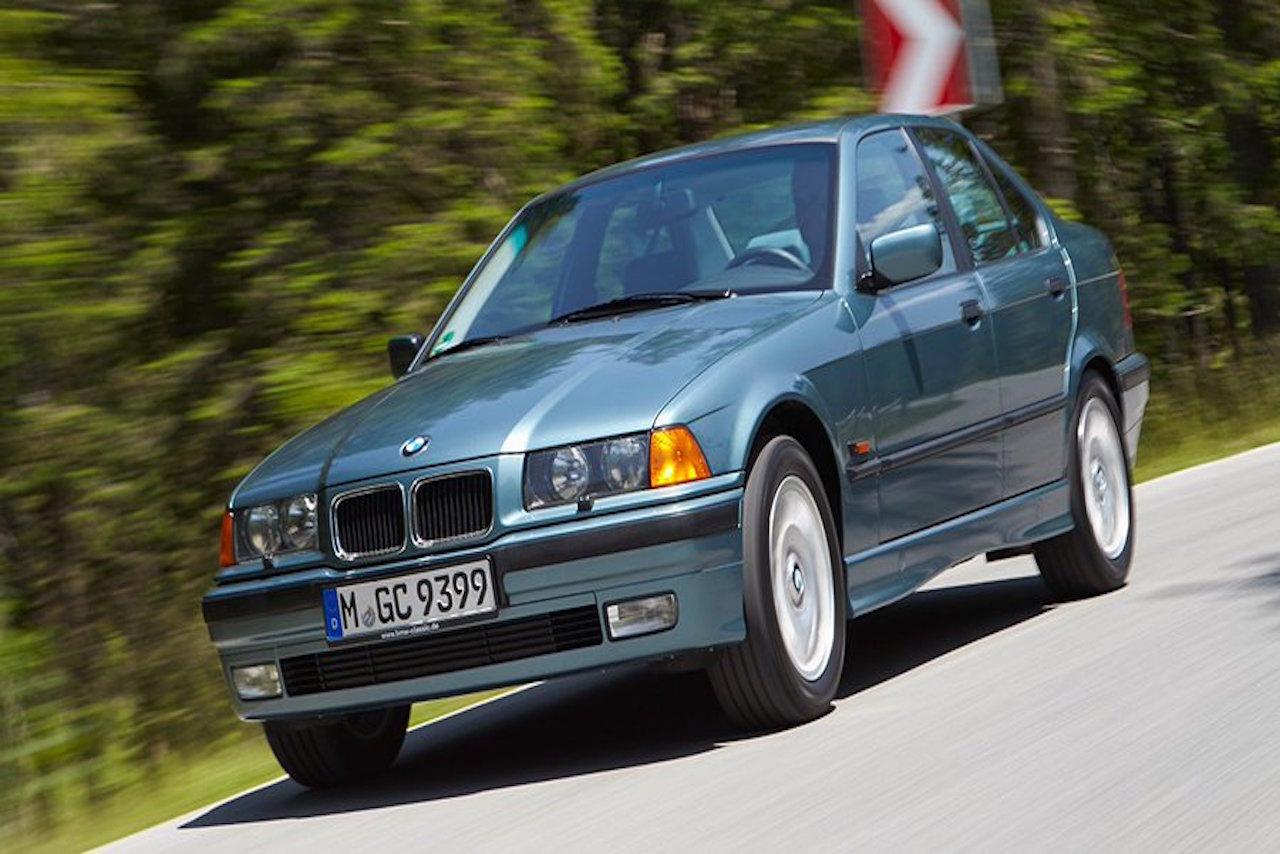 BMW multa