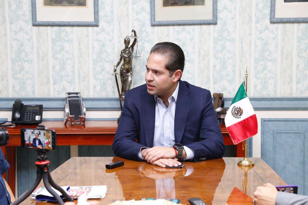 Raúl Bolaños Partido Verde