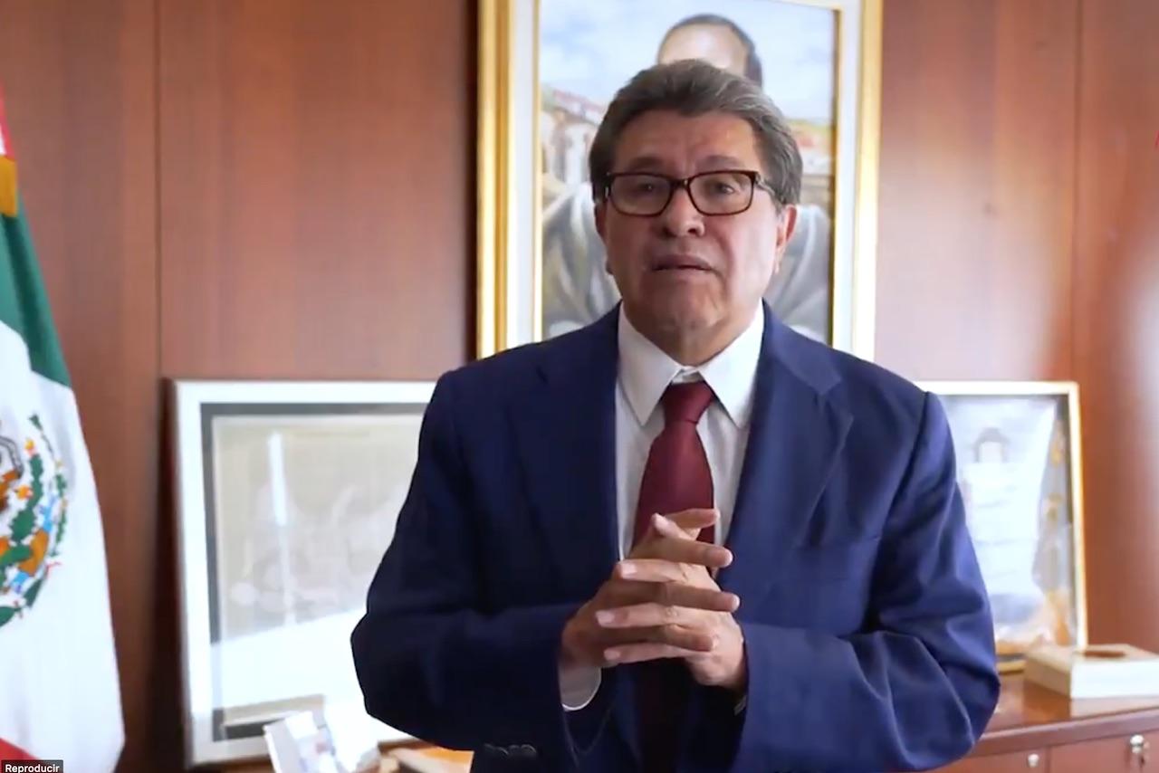 Ricardo Monreal sobre el outsourcing