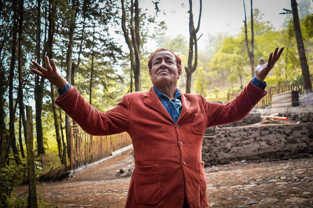 El actor Sammy Pérez