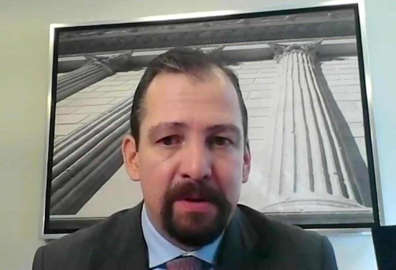 Foto José Luis Vargas presidente del TEPJF