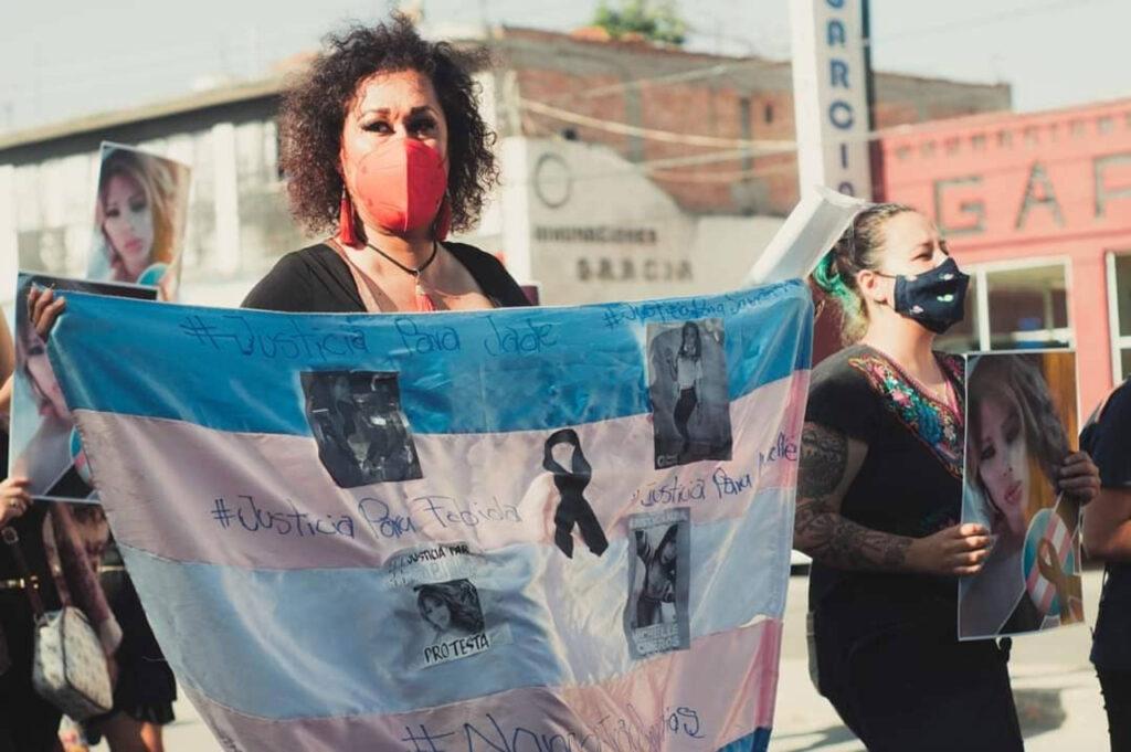 Los transfeminicidios de Aline y Fabiola enfurecen y movilizan a la población LGBT+