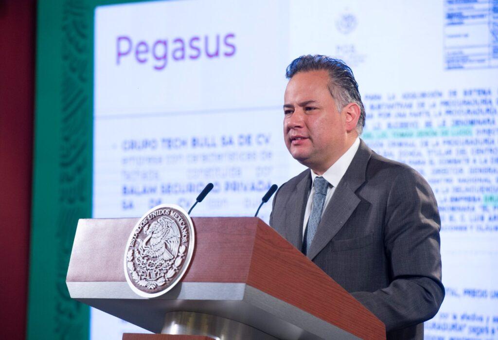 UIF: Empresas vinculadas a Pegasus recibieron 6 mmdp en contratos desde 2012