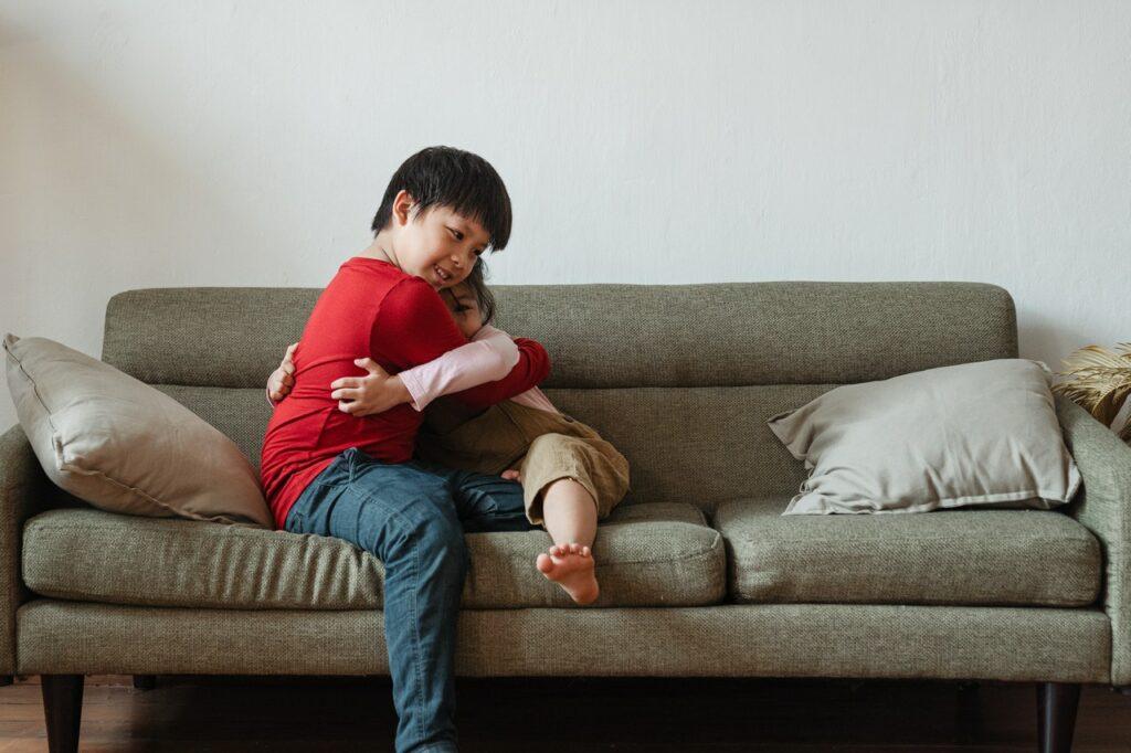 Cinco valores que pueden aprender tus hijos antes de los cinco años