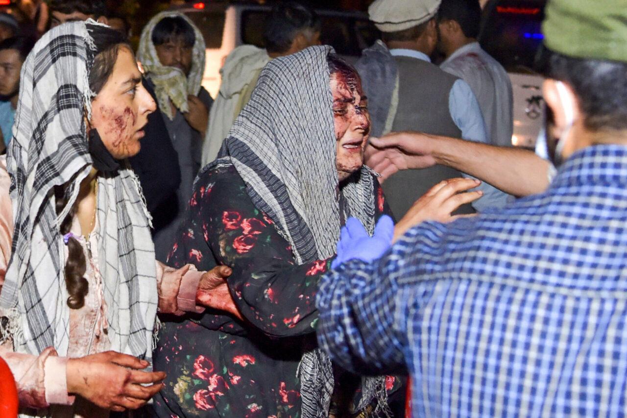 La-Lista de reacciones internacionales tras el atentado al aeropuerto de Kabul