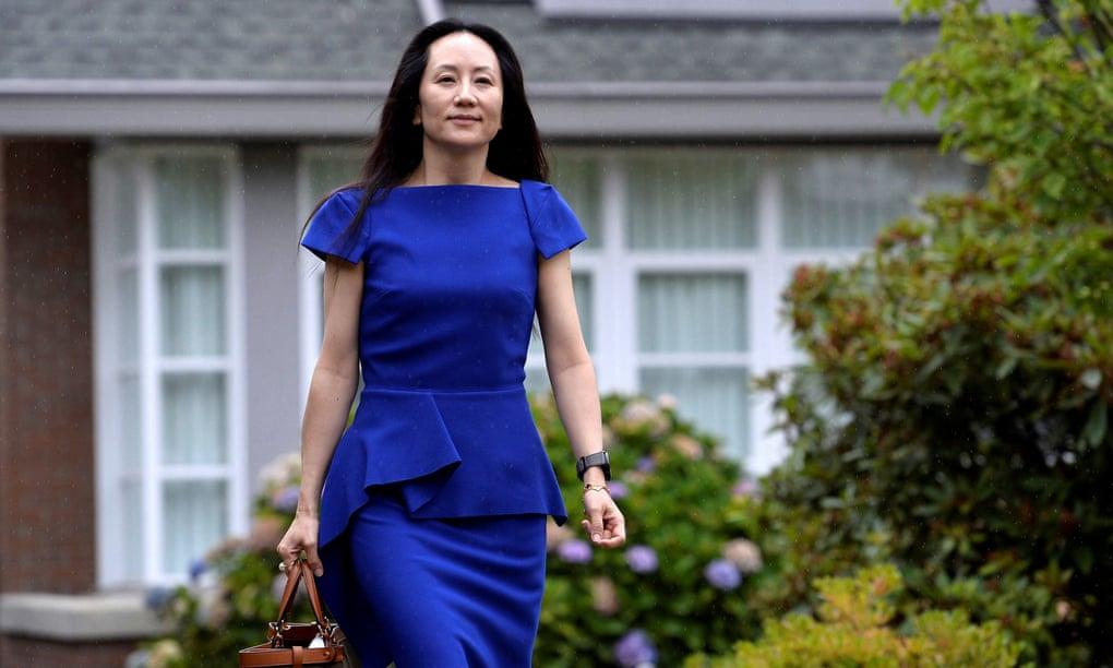 Meng Wanzhou: la 'princesa de Huawei' se convirtió en el rostro de una disputa de alto nivel