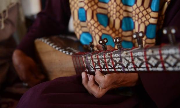 Las orquestas afganas están en peligro: 'No puedo imaginar una sociedad sin música'