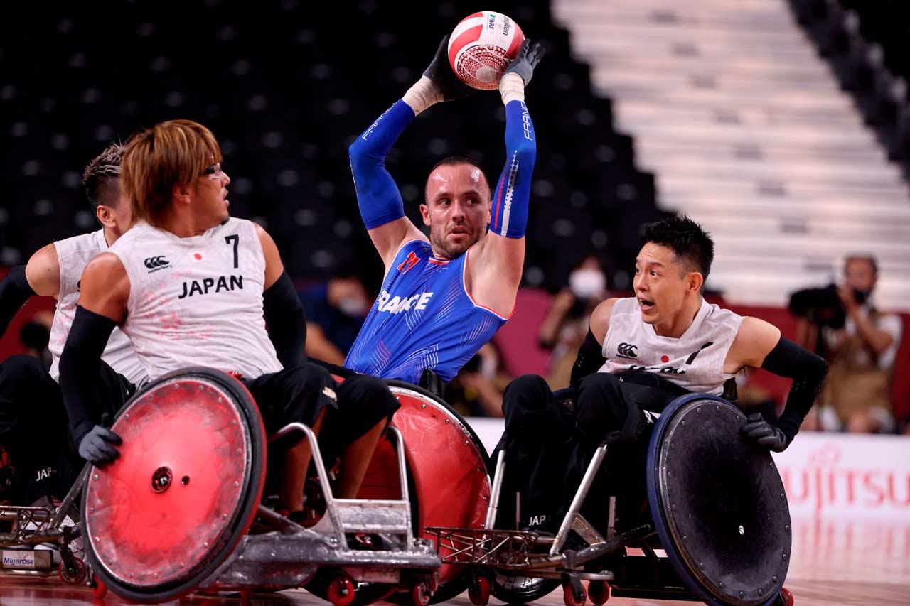 Fotogalería: Entrega, pasión y fuerza en el primer día de los Juegos Paralímpicos de Tokio 2020