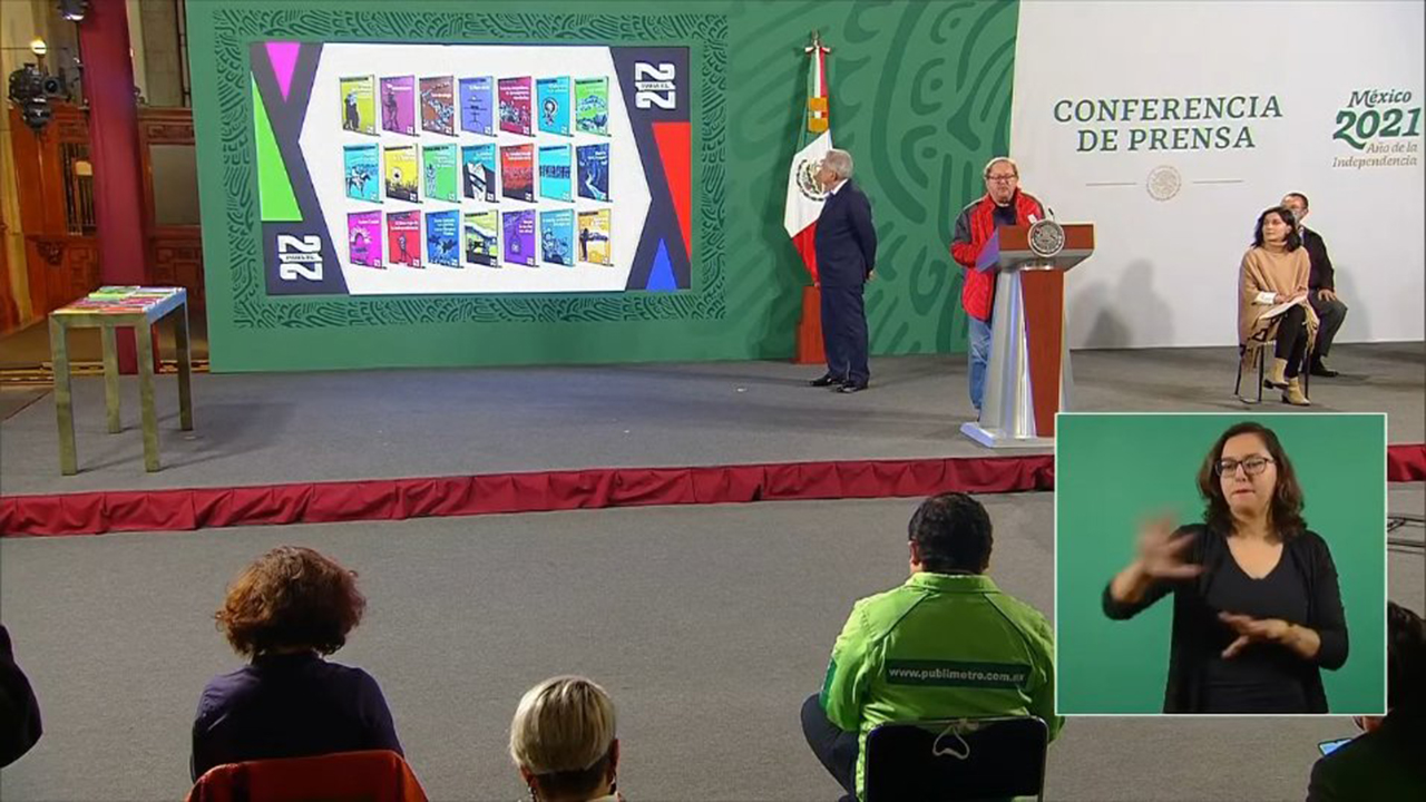 La-Lista completa de la colección '21 para el 21′ que fomentará la lectura en México