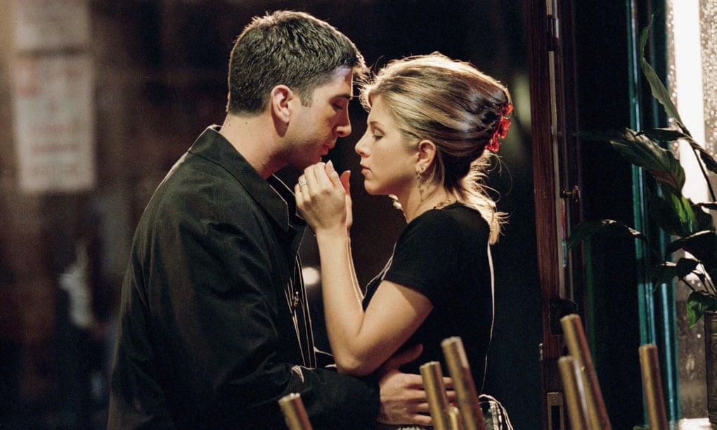 ¿Más que Friends? ¿David Schwimmer y Jennifer Aniston están saliendo?