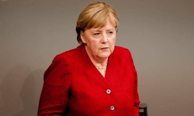 Angela Merkel es la líder mundial con mayor índice de aprobación