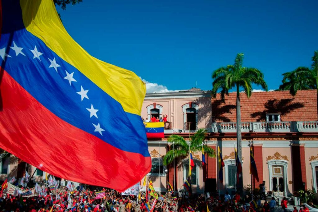 ¿Qué buscan el gobierno y la oposición de Venezuela en México?