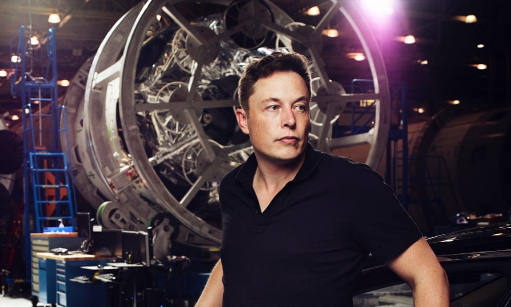 'La persona más inteligente en cualquier lugar': en defensa de Elon Musk, por Douglas Coupland