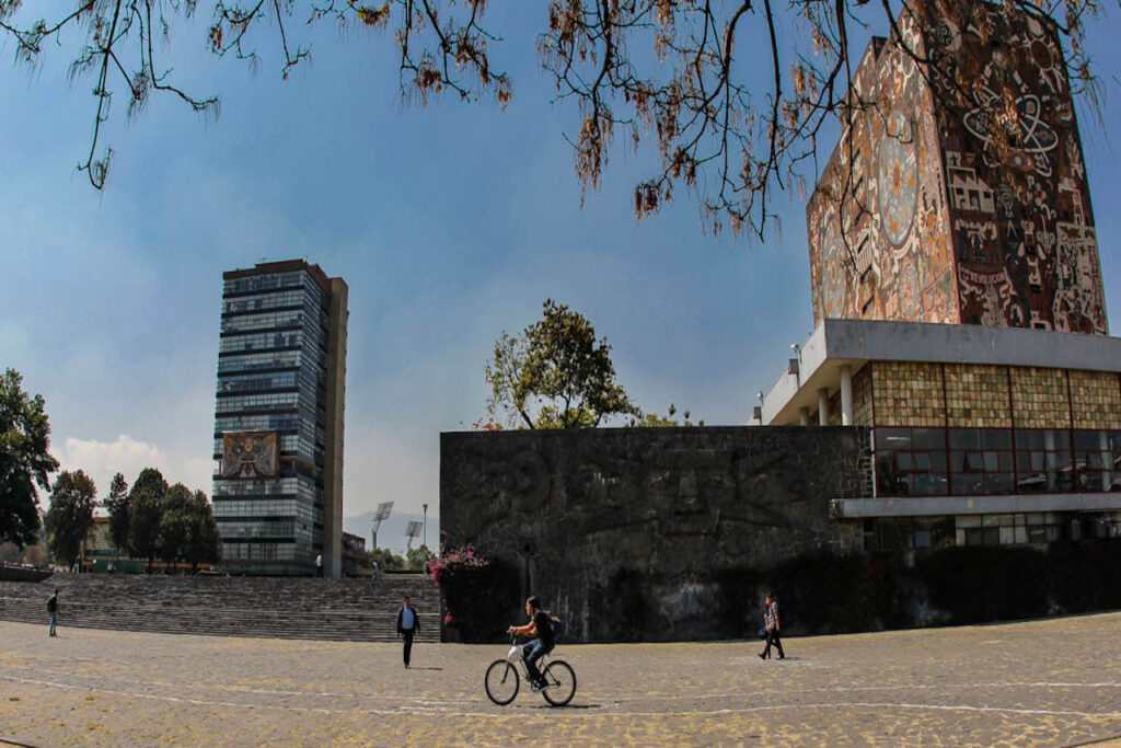 Aún recuerdo mi número de cuenta de la UNAM