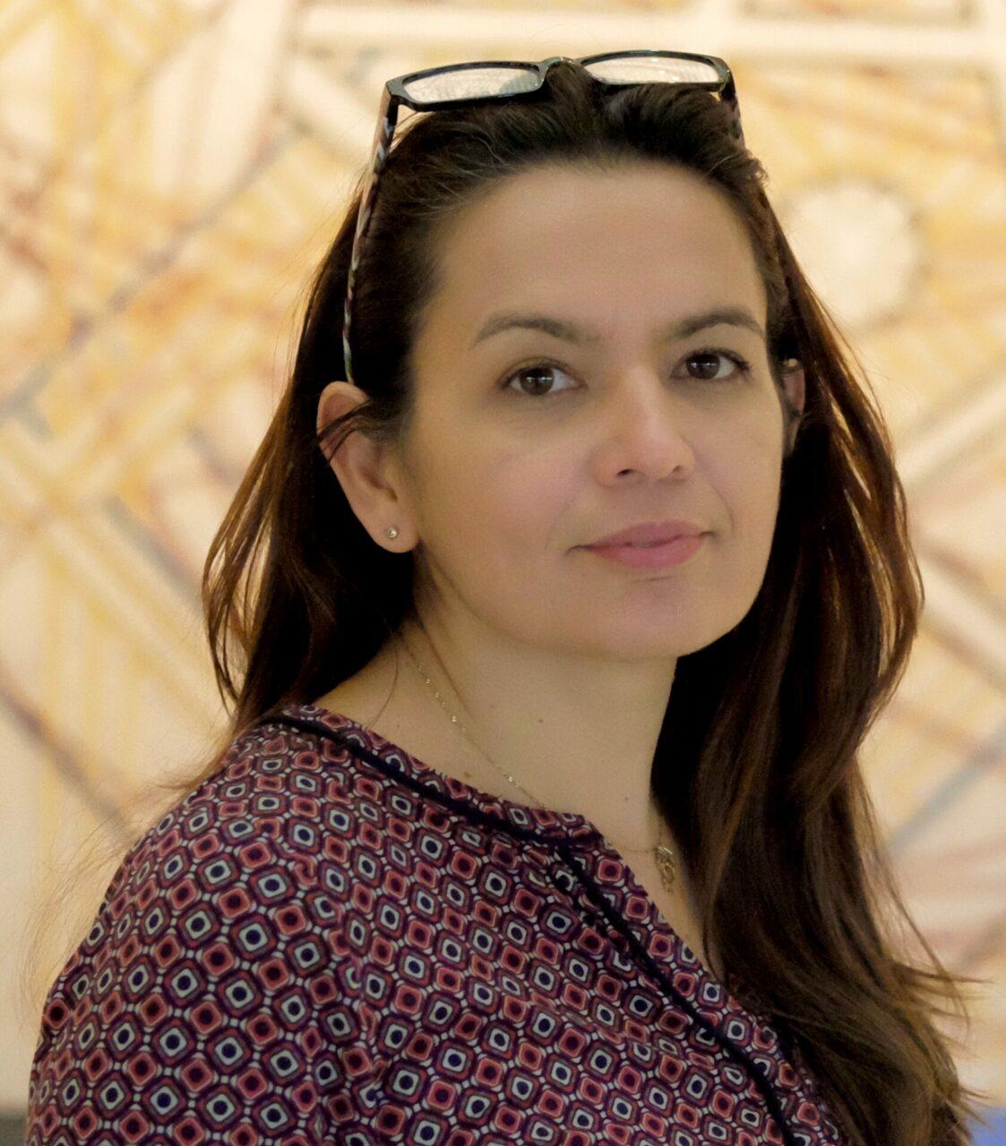 Christiani Andrade dice que trabajar con ovejas la llevó a la idea de crear un ovario artificial