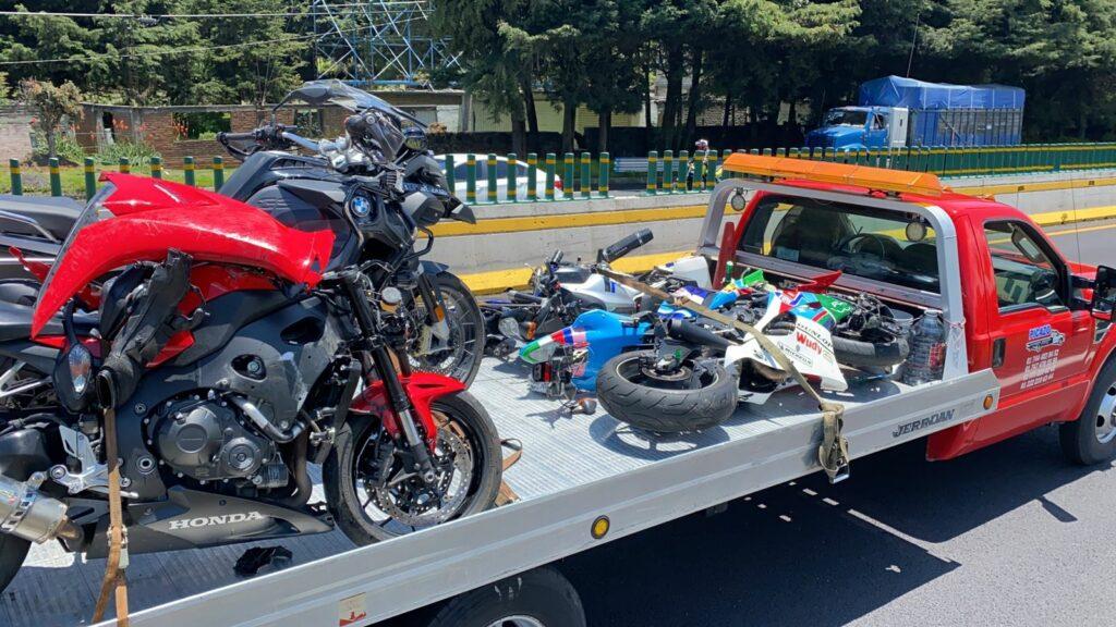 Accidente en carretera México-Cuernavaca deja 7 muertos y 15 heridos