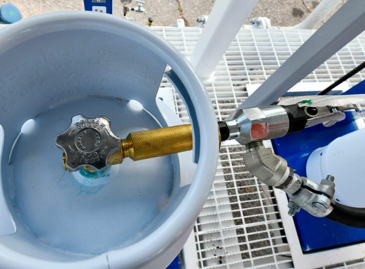 El Gas Bienestar arranca fase de prueba en la CDMX