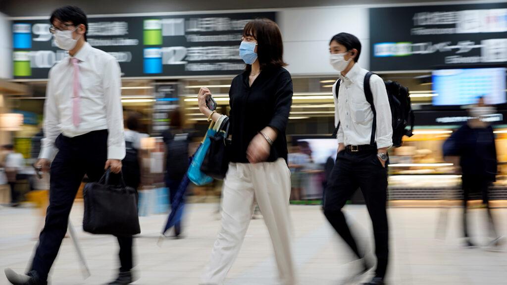 Japón extiende emergencia sanitaria por covid hasta el 12 de septiembre