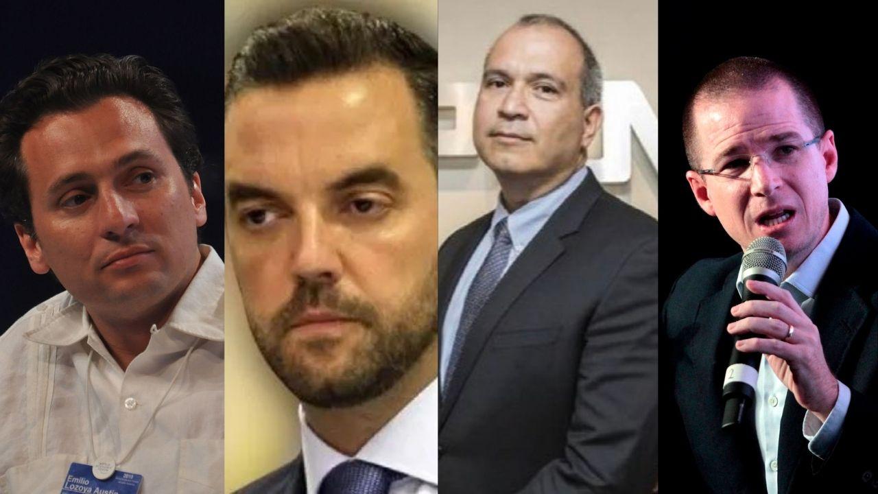 La-Lista de los políticos perseguidos en México por el caso Odebrecht