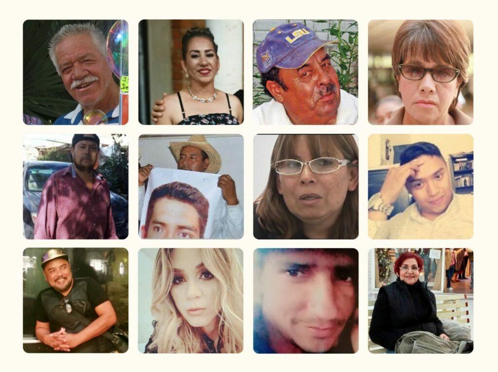 Buscaban a un familiar desaparecido; fueron asesinados