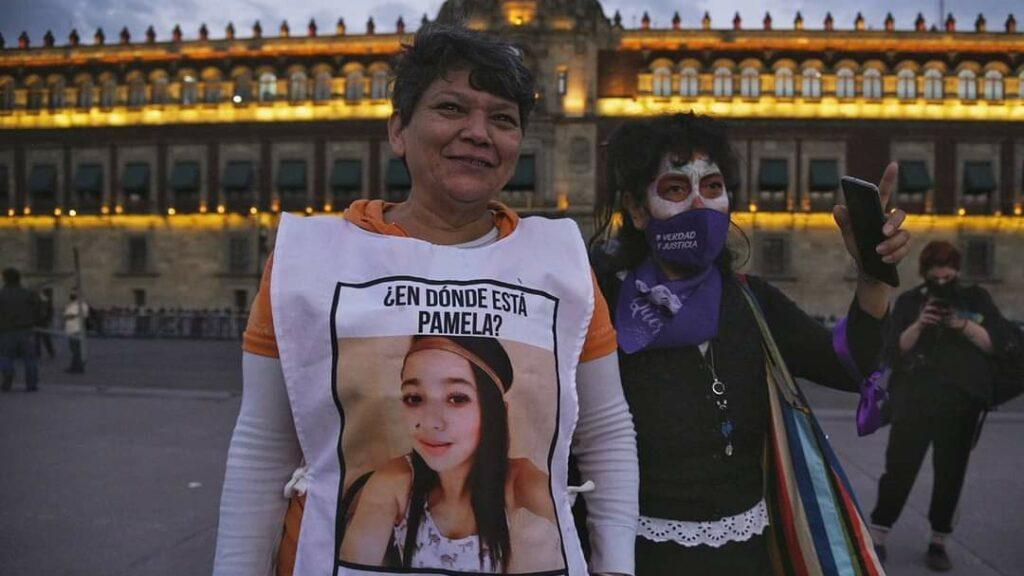 Pamela desapareció hace 3 años y 9 meses en la CDMX y su familia aún exige justicia