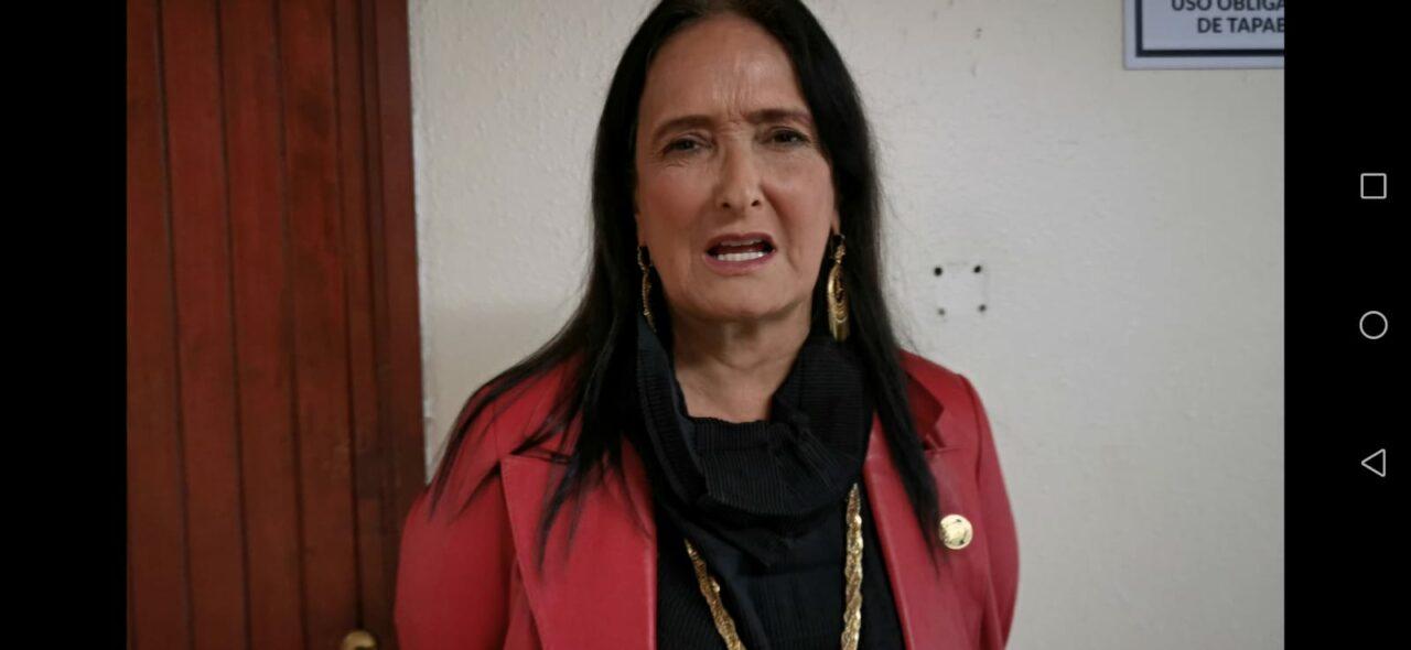 Patricia Armendáriz pide evidencia de desabasto… y le llegan críticas