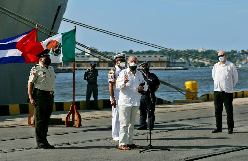 Cuba recibe nuevo cargamento de ayuda humanitaria de México