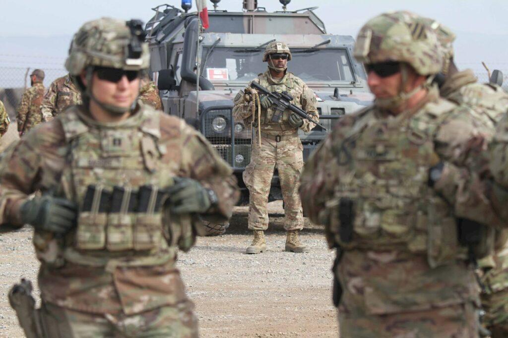 Biden aprueba aumentar a 7 mil soldados las fuerzas estadounidenses en Afganistán