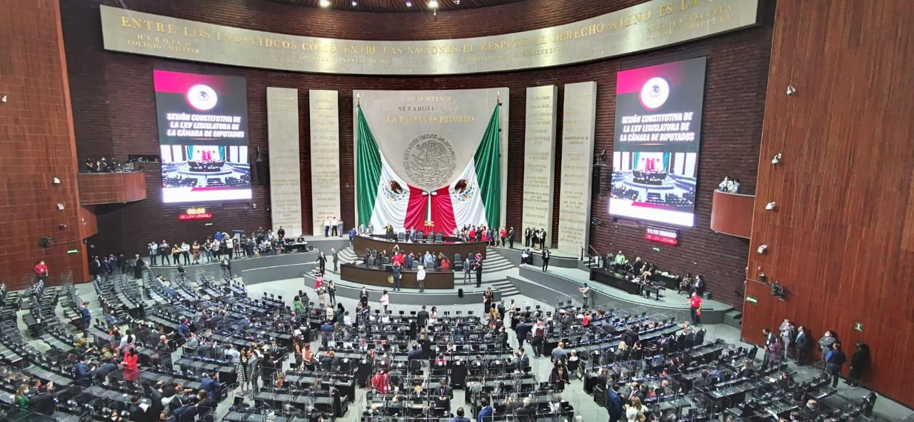 La dirección de la Jucopo se rotará y Morena se queda con la Mesa Directiva en San Lázaro