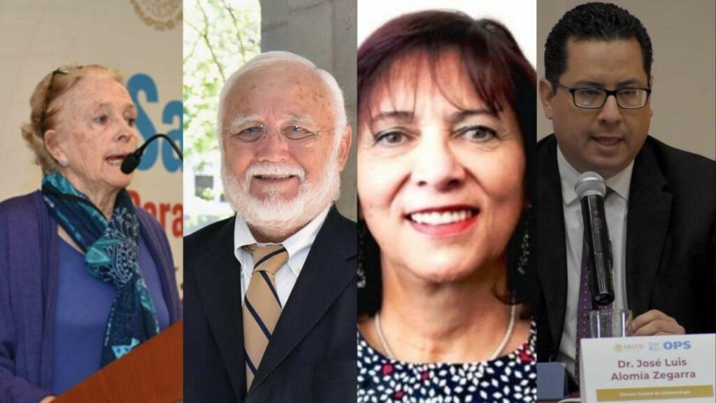 La-Lista de funcionarios de salud que han dejado su cargo durante la pandemia