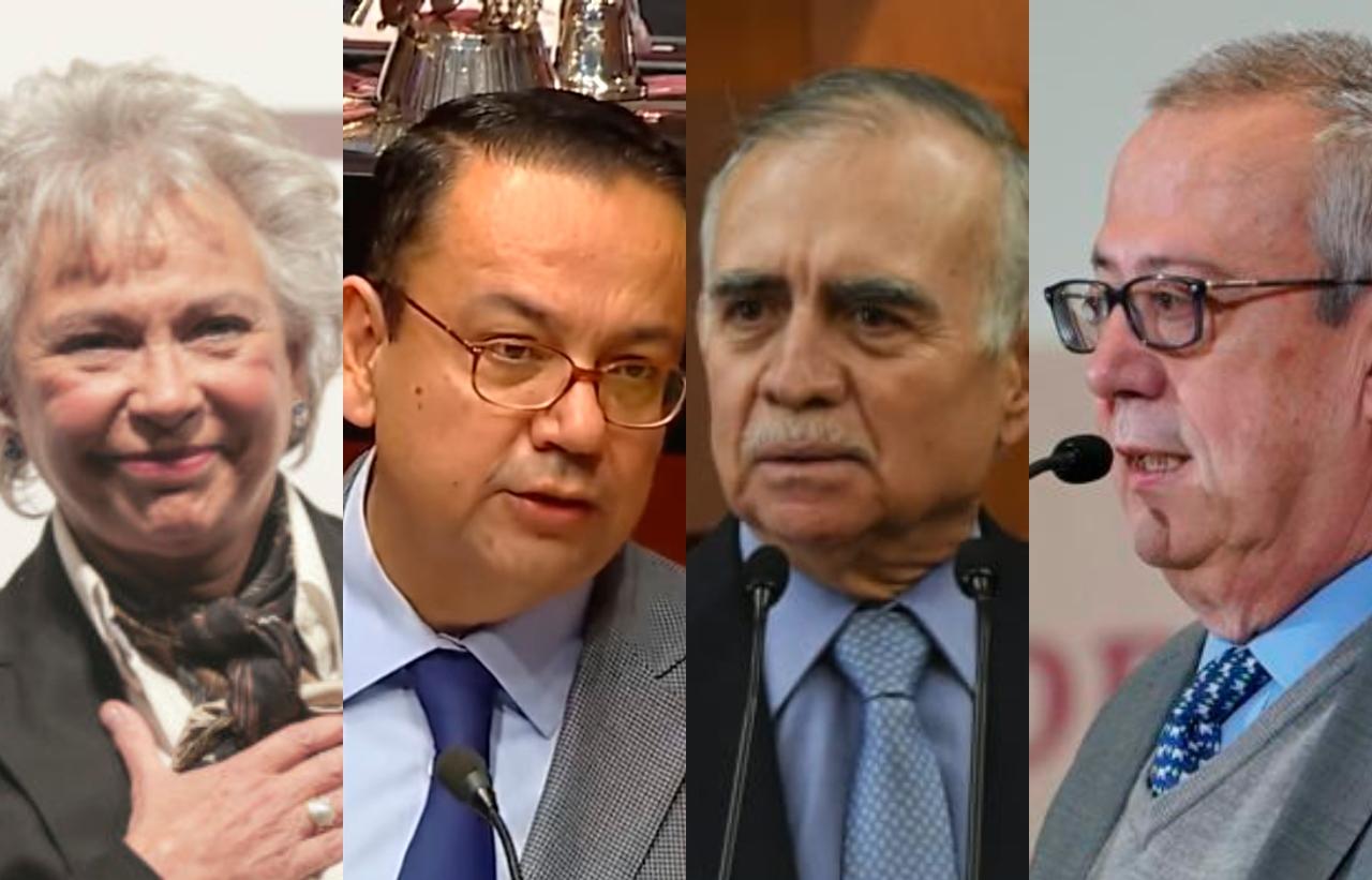 La-Lista de las salidas del gabinete de AMLO: De Germán Martínez a Sánchez Cordero