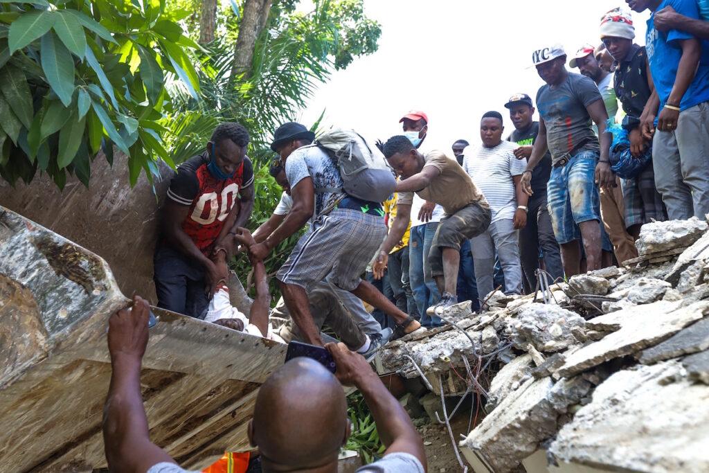 La-Lista de los países de América que enviarán apoyo a Haití tras sismo de 7.2