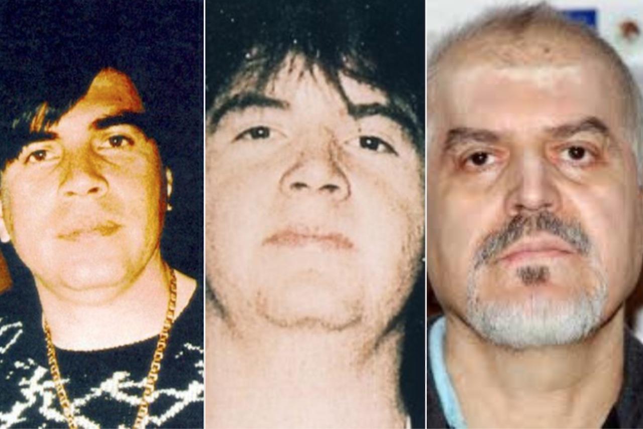 La-Lista sobre los hermanos Arellano Félix: presos en EU y México, asesinados y libres