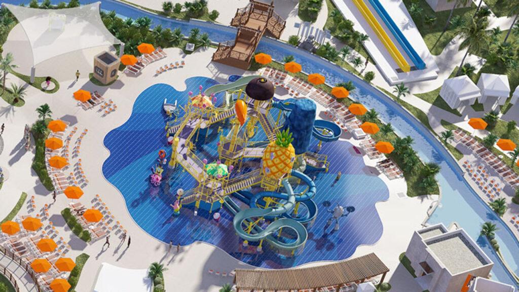 Bob Esponja te espera: El hotel de Nickelodeon abre sus puertas en la Riviera Maya