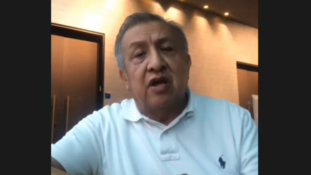 Pactan entrega voluntaria de Saúl Huerta para el jueves en la fiscalía capitalina