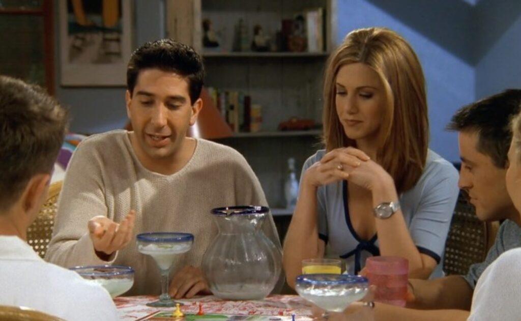 David Schwimmer y Jennifer Aniston no están juntos, dice representante