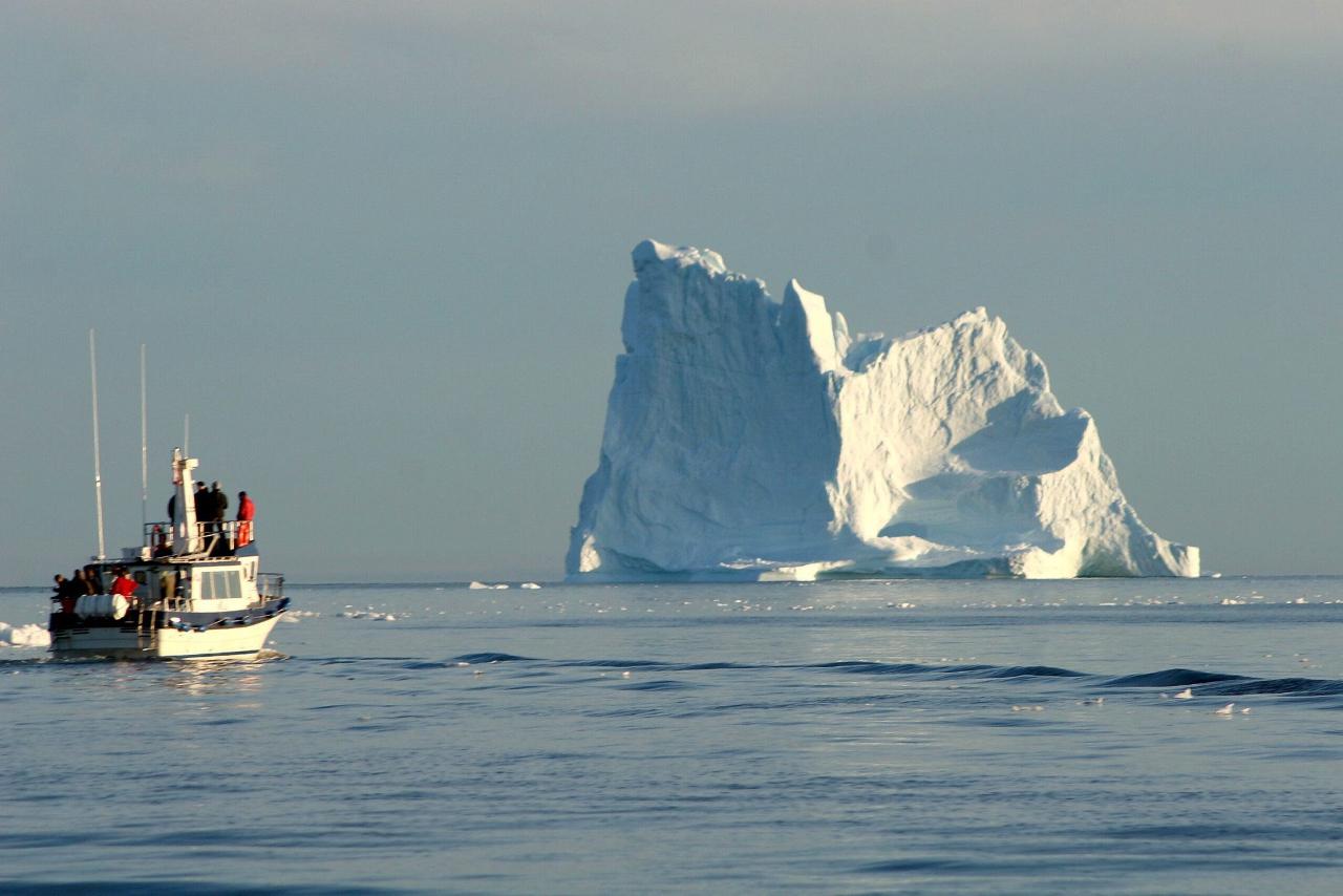 La lluvia en el casquete de Groenlandia no es una buena noticia