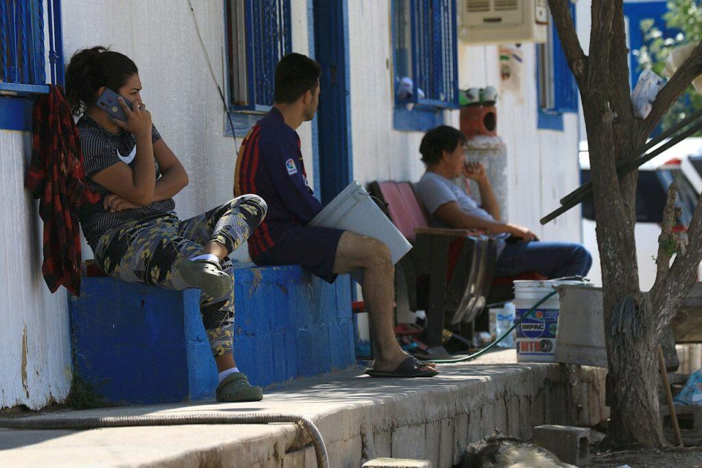 Migrantes en Ciudad Juárez temen que se restaure el programa de Trump