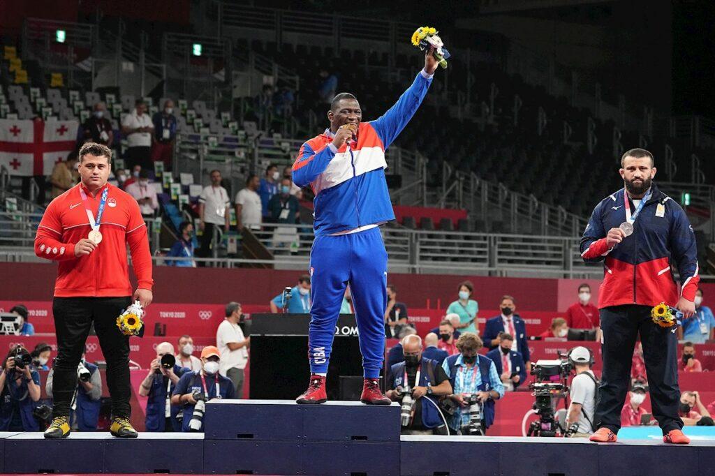 Tokio 2020. El cubano Mijaín López entra a la historia junto a Phelps, Carl Lewis…
