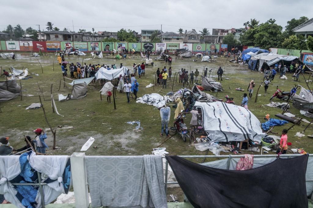 Covid-19, caos político, terremoto e inundaciones: el panorama de Haití
