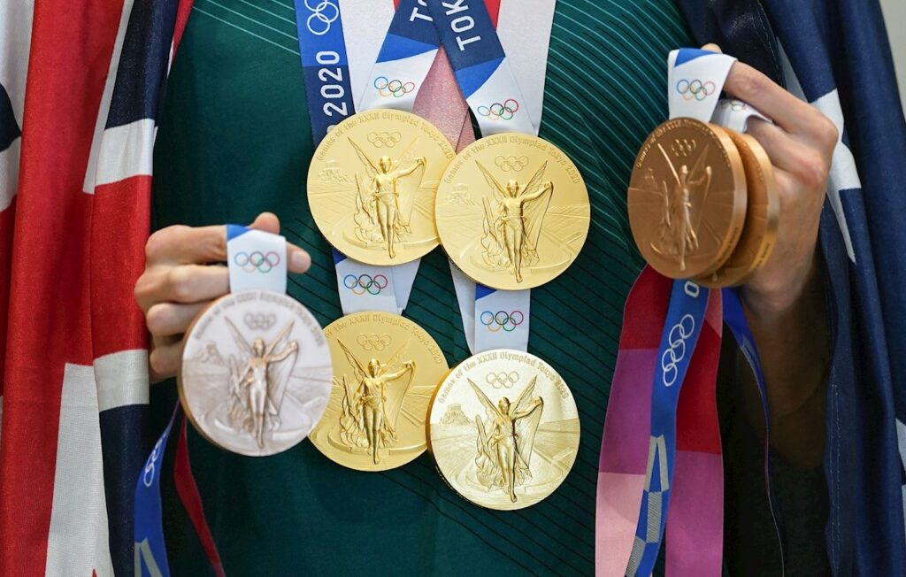La-Lista de los países que ganaron más medallas en los Juegos Olímpicos