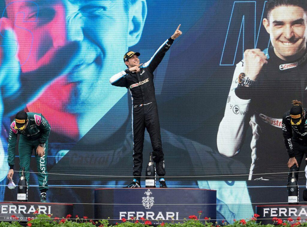 Gran Premio de Hungría: Ocon gana y  Hamilton es nuevo líder del mundial