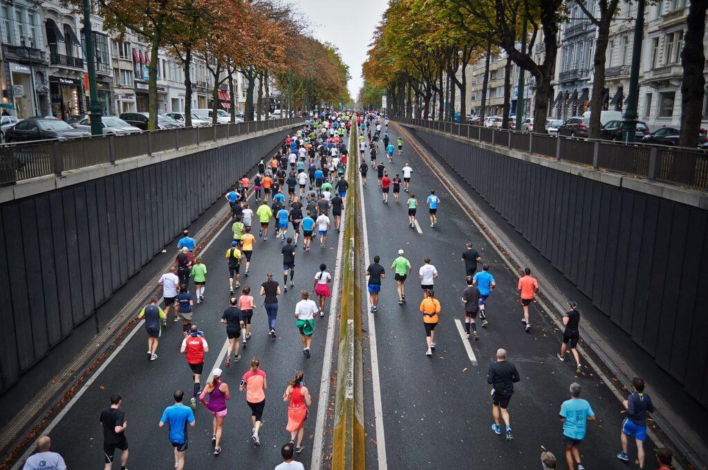Maratón: La bendita soledad del corredor de fondo