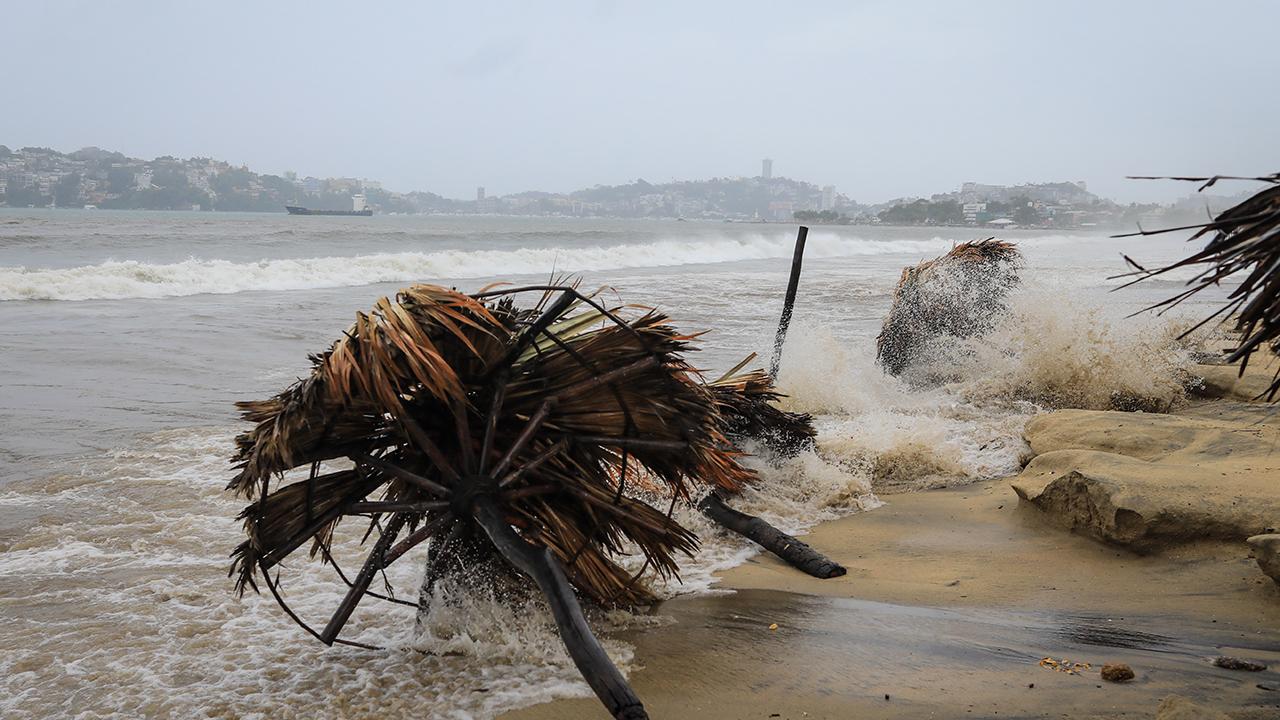 La tormenta tropical 'Nora' provocará  fuertes lluvias en 6 estados: Metereológico